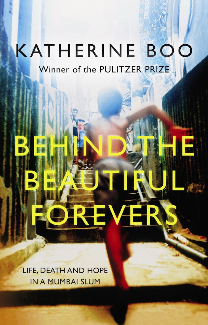 Behind The Beautiful Forevers - Cover
