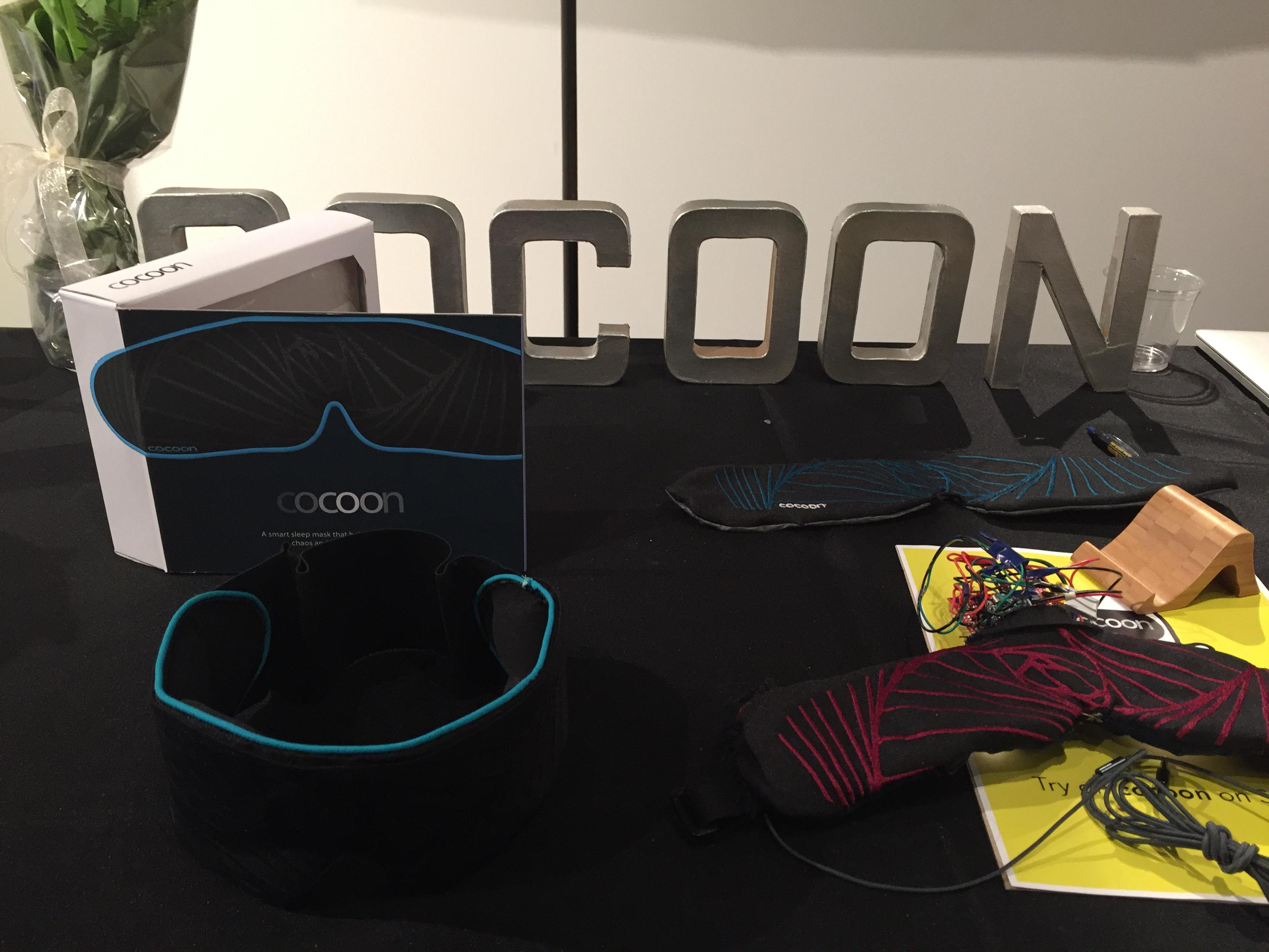 Cocoon: a smart sleep mask