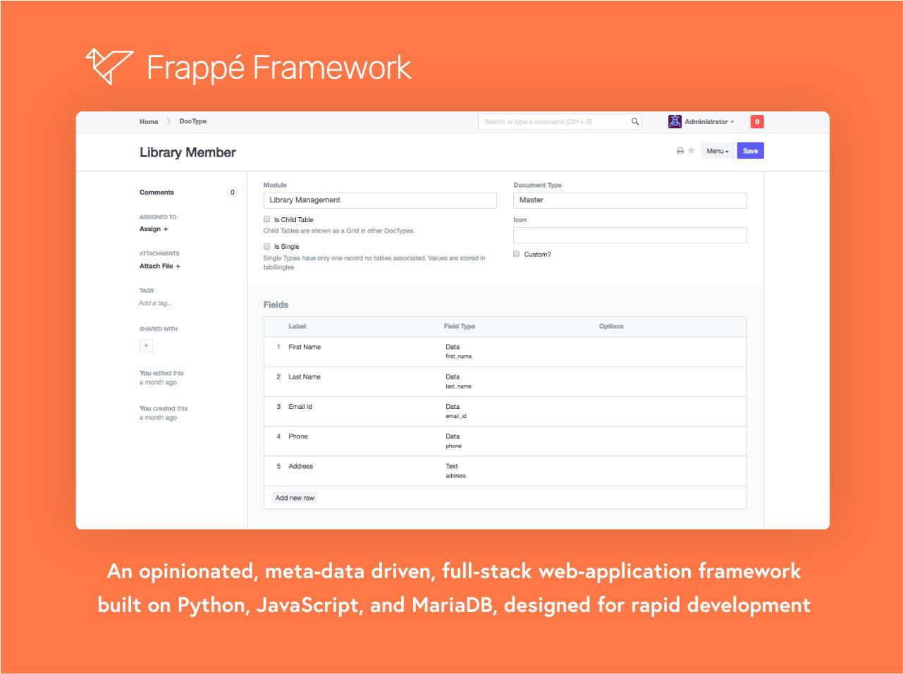 Code: Python, JavaScript, Processing